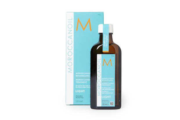 moroccanoil light oil